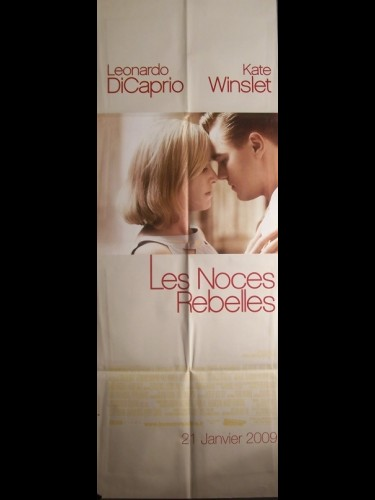 Affiche du film NOCES REBELLES (LES) - REVOLUTIONARY ROAD