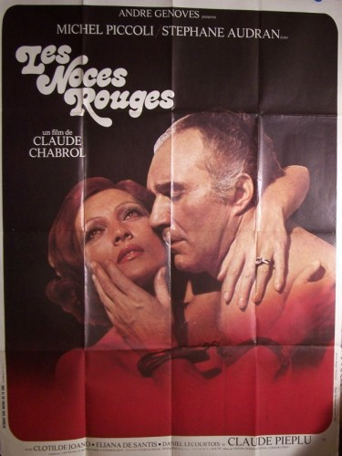 Affiche du film NOCES ROUGES (LES) - WEDDING IN BLOOD