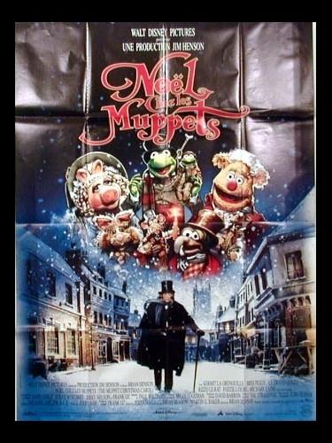 Affiche du film NOEL CHEZ LES MUPPETS - THE MUPPET CHRISTMAS CAROL