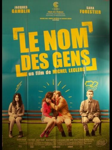 Affiche du film NOM DES GENS (LES)