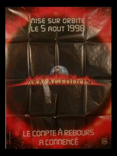 Affiche du film ARMAGEDDON (PREVENTIVE)