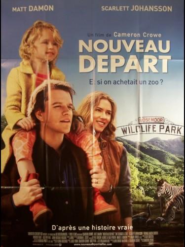Affiche du film NOUVEAU DEPART