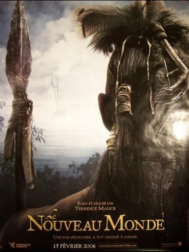 Affiche du film NOUVEAU MONDE (LE)