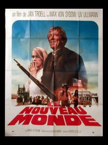 Affiche du film NOUVEAU MONDE (LE) - THE NEW WORLD
