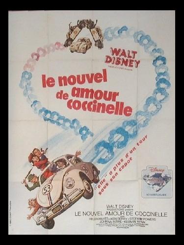 Affiche du film NOUVEL AMOUR DE COCCINELLE (LE)