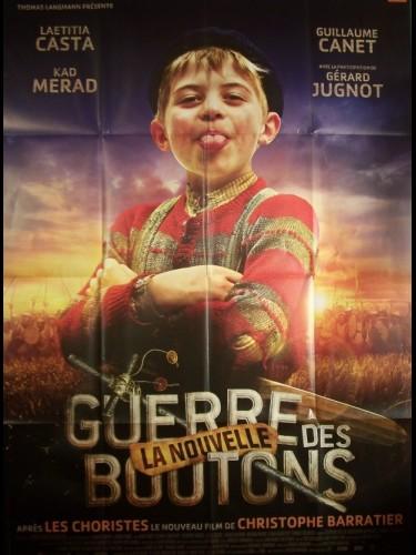 Affiche du film NOUVELLE GUERRE DES BOUTONS (LA)