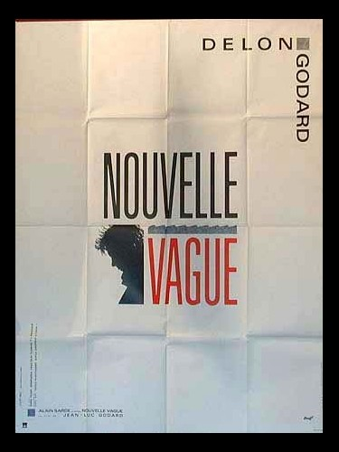Affiche du film NOUVELLE VAGUE