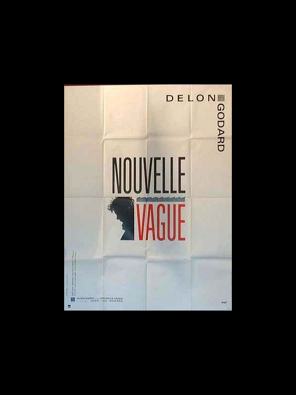 Affiche du film NOUVELLE VAGUE