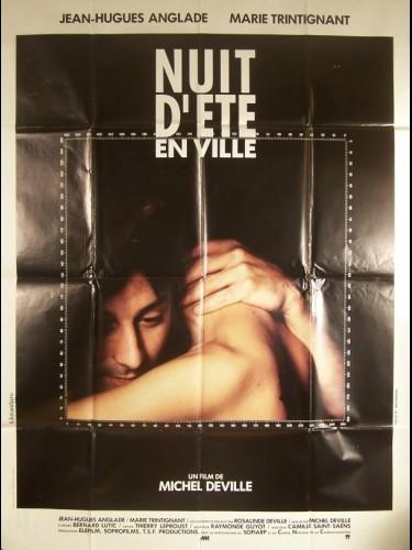 Affiche du film NUIT D'ÉTÉ EN VILLE