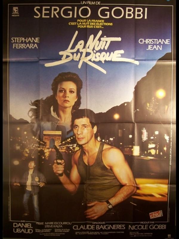Affiche du film NUIT DU RISQUE (LA)