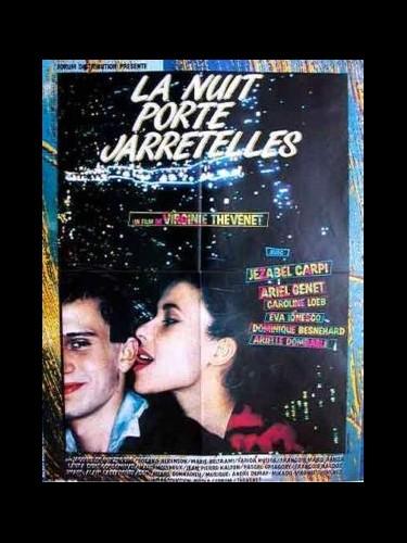 Affiche du film NUIT PORTE JARRETELLES (LA)