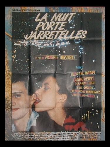 Affiche du film NUIT PORTE JARTELLES (LA)