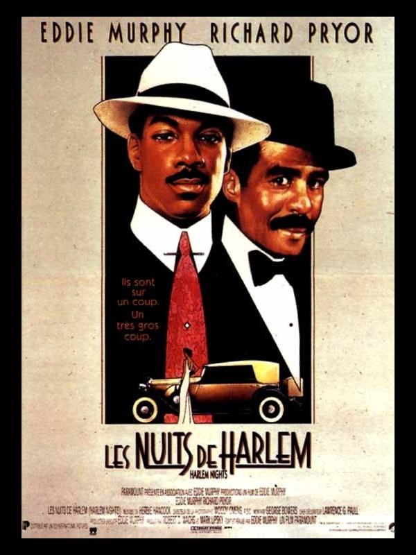 Affiche du film NUITS DE HARLEM (LES) - HARLEM NIGHTS