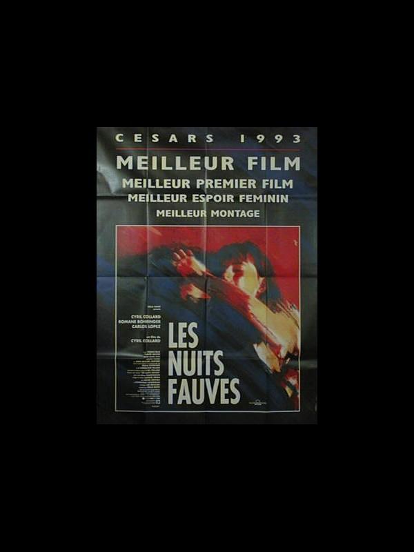 Affiche du film NUITS FAUVES(LES)