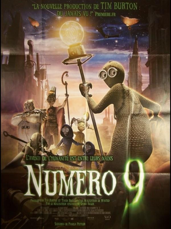 Affiche du film NUMERO 9