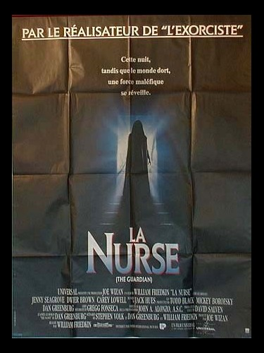 Affiche du film NURSE (LA) - THE GUARDIAN