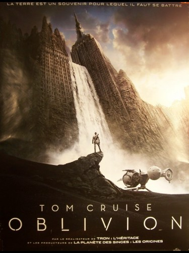 Affiche du film OBLIVION