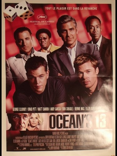 Affiche du film OCEAN'S 13