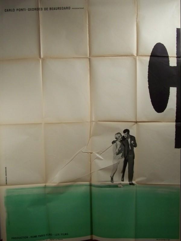 Affiche du film ŒIL DU MALIN (L')