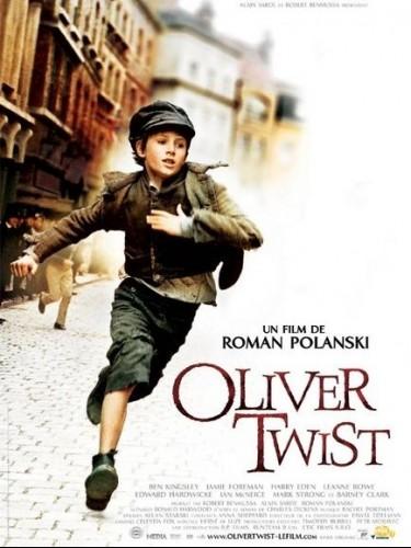 Affiche du film OLIVER TWIST - OLIVER TWIST
