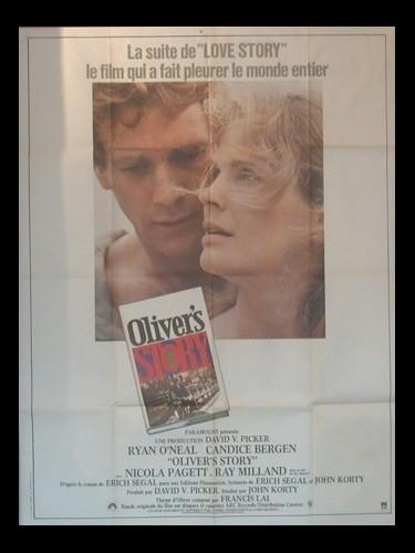 Affiche du film OLIVER'S STORY