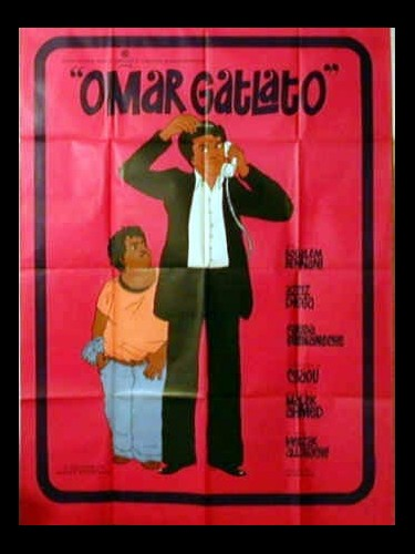 Affiche du film OMAR GATLATO