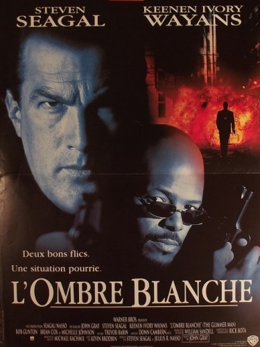 Affiche du film OMBRE BLANCHE (L') - THE GLIMMER MAN