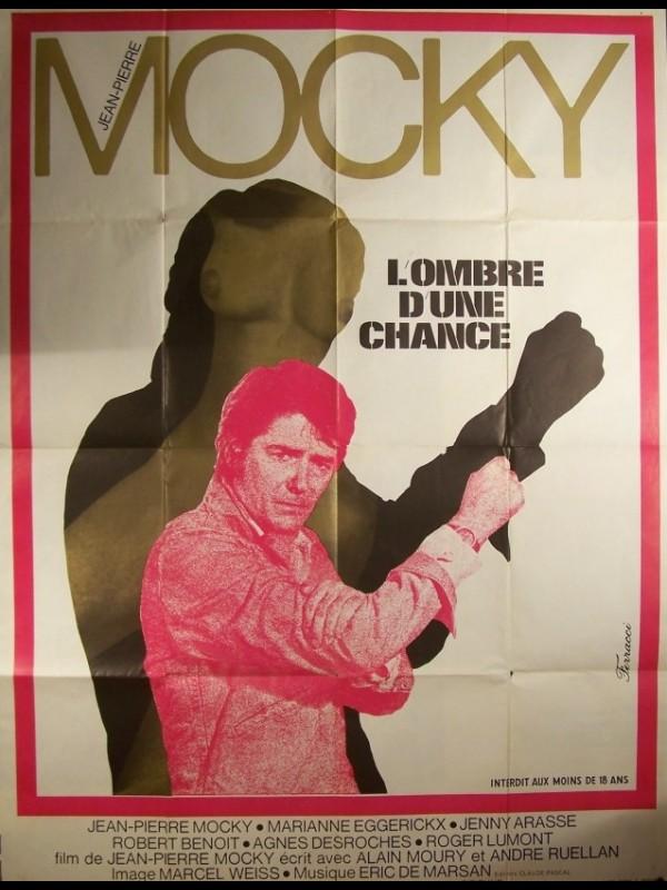 Affiche du film OMBRE D'UNE CHANCE (L')