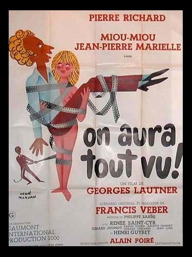 Affiche du film ON AURA TOUT VU