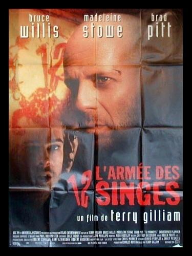 ARMEE DES DOUZE SINGES (L') - 12 MONKEYS