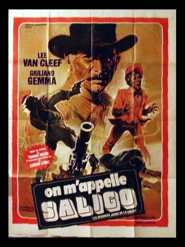 Affiche du film ON M'APPELLE SALIGO