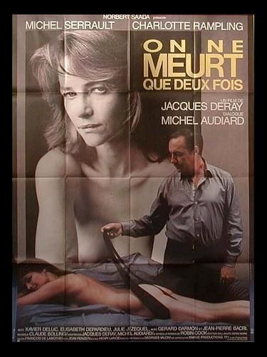 Affiche du film ON NE MEURT QUE DEUX FOIS
