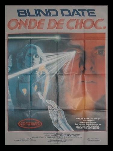 Affiche du film ONDE DE CHOC