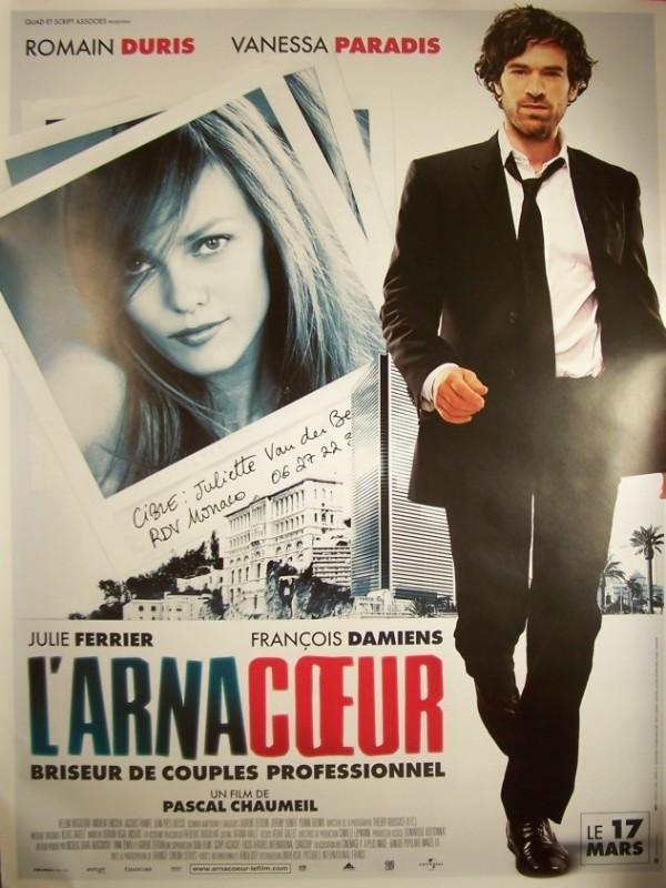 Affiche du film ARNACOEUR (L') - HEARTBREAKER
