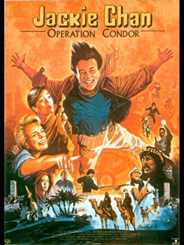 Affiche du film OPERATION CONDOR