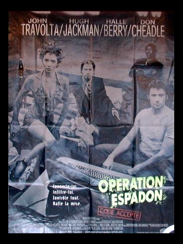 Affiche du film OPERATION ESPADON - SWORDFICH