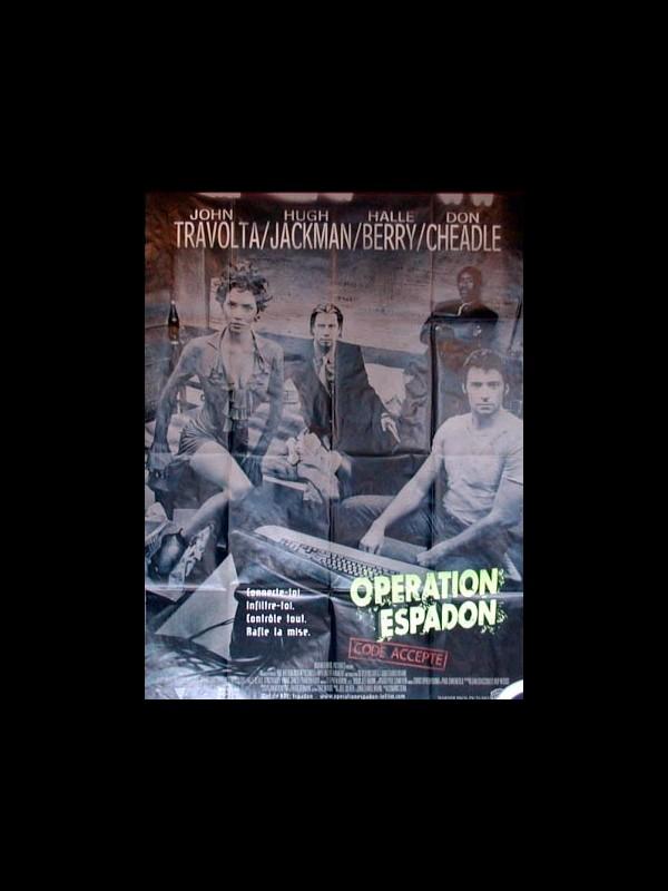 Affiche du film OPERATION ESPADON - SWORDFICH