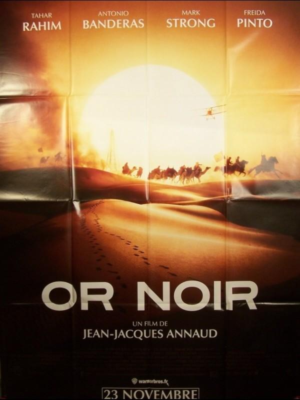 Affiche du film OR NOIR - BLACK GOLD