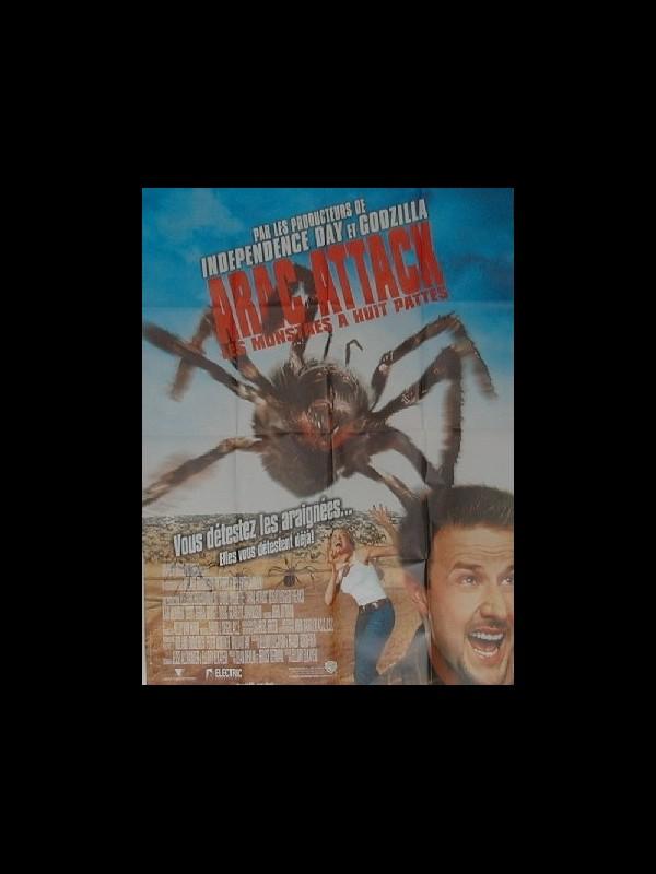 Affiche du film ARRAC ATTACK