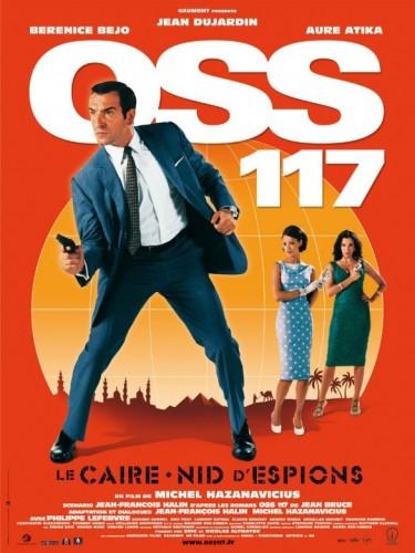 Affiche du film OSS117