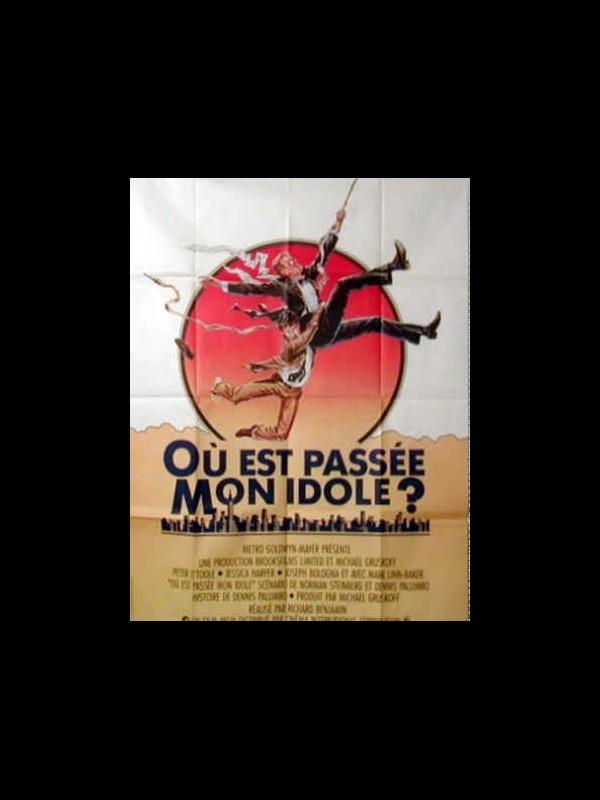 Affiche du film OU EST PASSEE MON IDOLE - MY FAVORITE YEAR