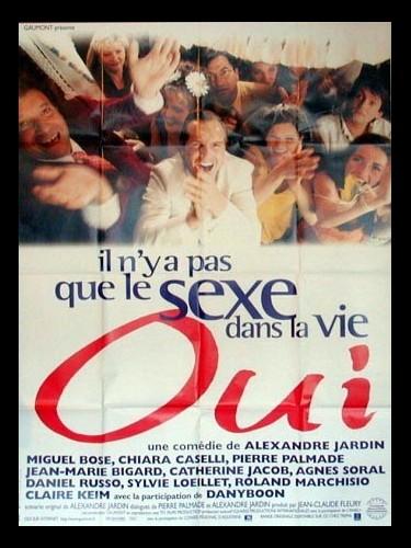 Affiche du film OUI