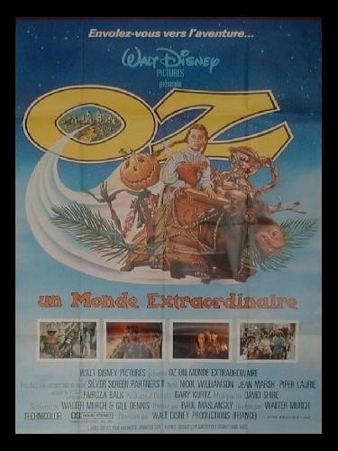 Affiche du film OZ
