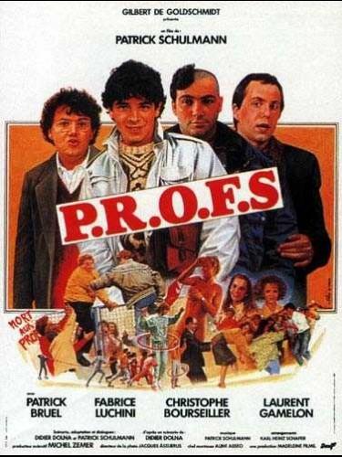 Affiche du film P.R.O.F.S