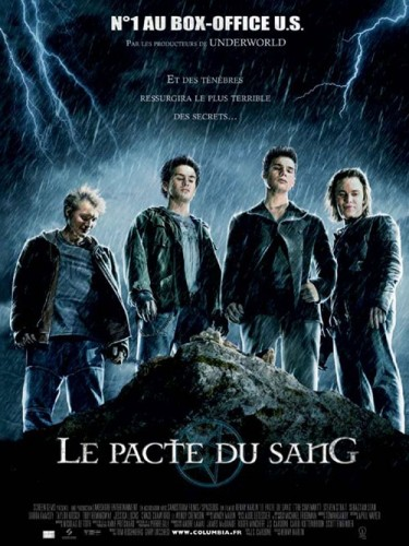 Affiche du film PACTE DU SANG (LE) - COVENANT (THE)