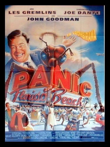 Affiche du film PANIC SUR FLORIDA BEACH - MATINEE