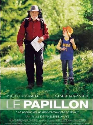 Affiche du film PAPILLON (LE)