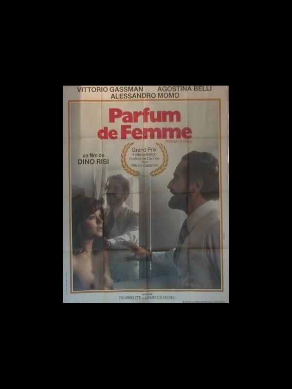 Affiche du film PARFUM DE FEMME - PROFUMO DI DONNA