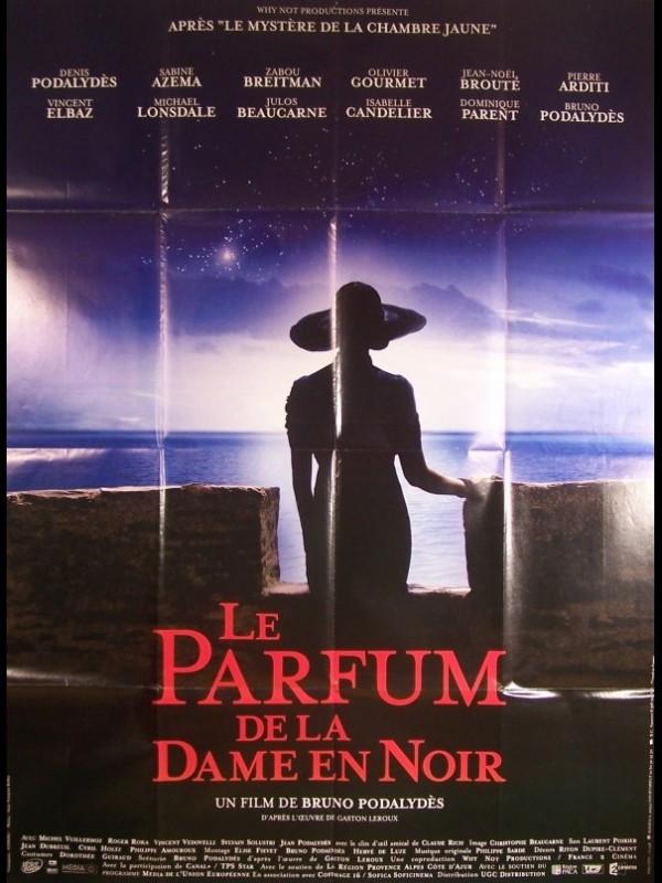 Affiche du film PARFUM DE LA DAME EN NOIR (LE)