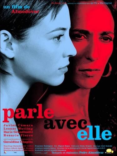 Affiche du film PARLE AVEC ELLE